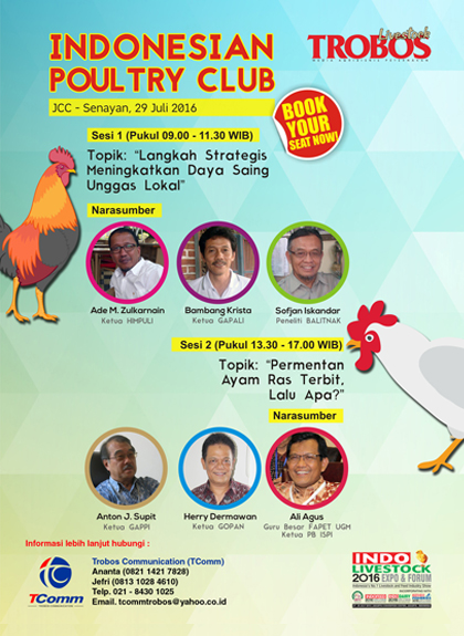 IPC (Indonesian Poultry Club)