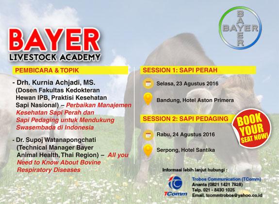 BAYER Livestock Academy