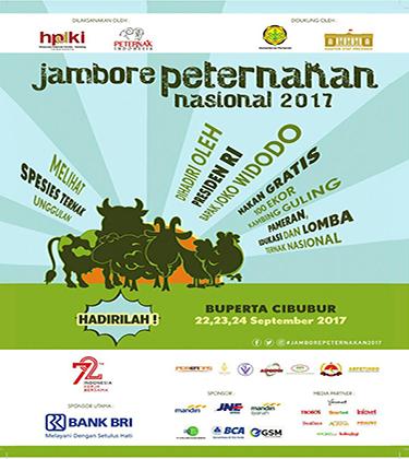 Jambore Peternakan Nasional 2017