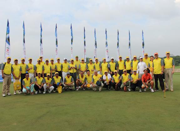 TROBOS Golf Tournament Ke -8: Berolahraga Sambil Donasi