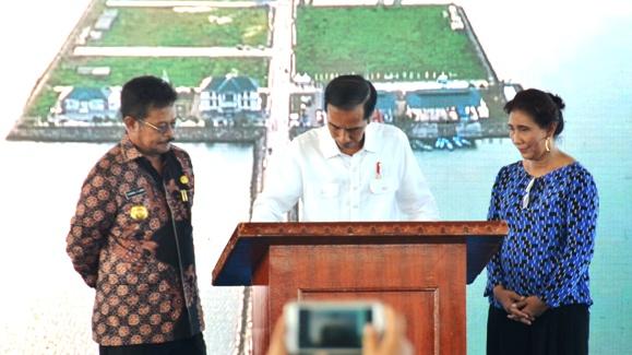 Pelabuhan Perikanan Baru di Makassar Berkapasitas 300 Kapal