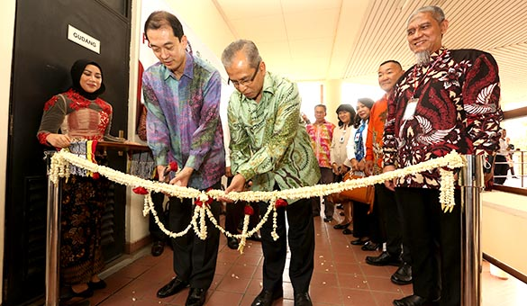 IPB Resmikan Laboratorium Riset Biosafety Level 3, Pertama di Indonesia